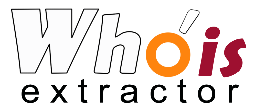 Whois Extractor